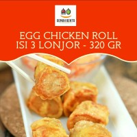 EGG CHICKEN ROLL REGULER ISI 3