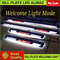 SILLPLATE LED WULING ALMAZ WELCOME LIGHT (Audi Style)