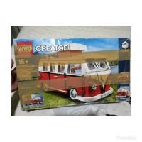 Lego Creator 10220 Volkswagen VW T1 Campe Van (baca detail deskripsi)
