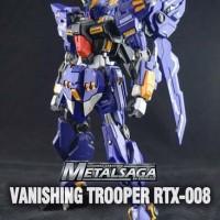 Metal Saga Vanishing Trooper