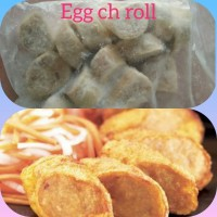 Egg Chicken Roll/frozen food/makanan beku