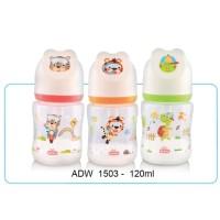 Lusty Bunny Botol Susu Wide Neck ADW - 1503 uk. 125 ml
