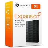 Seagate Expansion Portable External HDD 5TB / USB 3.0 / 3 thn garansi