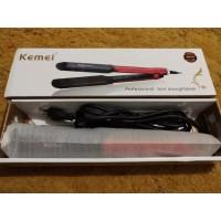 KEMEI KM-531 - Professional Hair Straightener Tourmaline Heating Plate