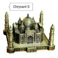 Pajangan Taj Mahal Miniatur Taj Mahal Besi