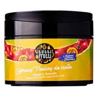 Tutti Frutti Papaya and Tamarillo Sugar Body Scrub (300 Gr)
