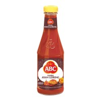 ABC Sambal Ayam Goreng Saus 335ml - Saos Sambel Kemasan Botol Kaca