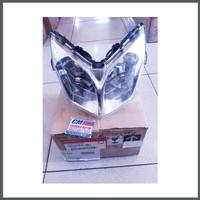 reflektor lampu depan supra x 125 batman 33110-KVL-N01 asli HGP HONDA