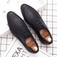 Sepatu Fashion Pria Bisnis Baru Pakaian Resmi Pesta Pernikahan