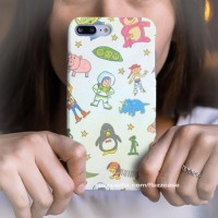 Casing case iPhone Toy Story Vintage Poster 1 11 X Xs 7 8 SE 6s Pro Ma