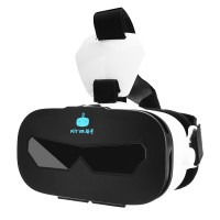 Fiit Kuge VR Glasses 3D Virtual Reality Headset for 4.0 - 6.33 Inch