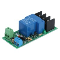 0-60min Modul Switch Relay Timer ON / OFF DC 12V 30A