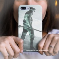 Casing case iPhone Skelton Army F0 11 X Xs 7 8 SE 6s Pro Max Plus