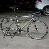 BIG PROMO Sepeda balap Titanium Fuji Campagnolo Limited