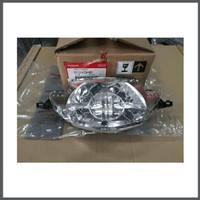 REFLEKTOR LAMPU DEPAN SUPRA X 125 ORIGINAL AHM