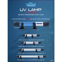 Takari 11 watt Lampu UV Ultra Violet Aquarium Aquascape