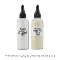 Paket Menzerna SHC300 100ml dan Menzerna One Step Polish 3 in 1 100ml