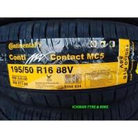 Ban Mobil Continental 195/50 R16