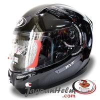 KYT Helm K2 Rider SOLID