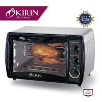 Kirin Oven Listrik 19Liter Rotisserie KBO190RA Electric KBO190 RA 190