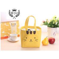 Tas Bekal Lunch Bag Rantang Kotak Makan Insulated Cooler Bag Kartun
