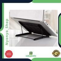 EastVita Portable Meja Alas Laptop Notebook Stand Adjustable Angle