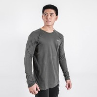 Original Performance Longsleeve Charcoal