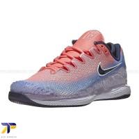 Sepatu Tenis Wanita Nike Air Zoom Vapor X Knit Royal/Sunblush