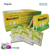 Vitamin C 500mg Becefort (Strip isi 4 tablet)