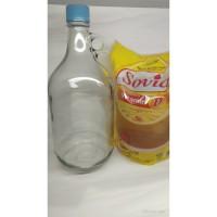 Botol Beling / Kaca Checmical Vintage 2500ml / 2,5 liter