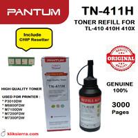 PANTUM TN-411H Toner Refill TN411H for TL-410 TL-410H P3010DW M6800FDW