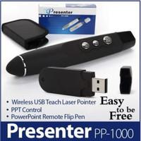 Wireless Laser Pointer Presenter PP 1000 / Wireless Pointer