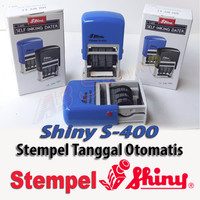 Stempel TANGGAL 4mm shiny S-400 Self-Inking