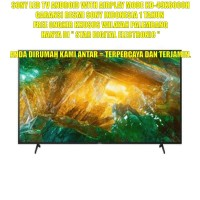 SONY LED TV 4K ANDROID TV KD-49X8000H