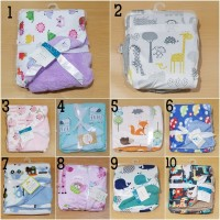 Selimut bulu bayi Carter / Carters double fleece blanket