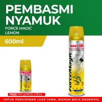 Force Magic Lemon 600 Ml free Force Magic Lemon 275 ML