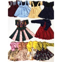 Paket RANDOM Dress 3pcs only 50rb Dress Anak Baju Anak Murah