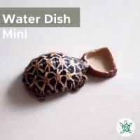 Water Dish Corner MINI / Tempat Minum Reptile / WDC01 MINI