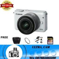 Kamera Canon EOS M10 Kit 15-45 IS STM PAKETAN