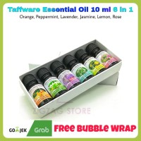 Essential oil 6 in 1 Aromatherapy Oil