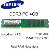 RAM SAMSUNG 4GB DDR3 PC3L -12800 - SoDimm