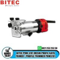 BITEC PRM 3701 MESIN PROFIL KAYU TRIMER / PROFILE TRIMMER PRM3701