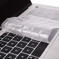 Silicone Keyboard Cover Macbook Air 13 A1932 Retina Display Touch ID