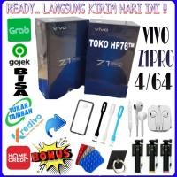 Vivo Z1 Pro Ram 4/64 Snapdragon 712,garansi resmi vivo