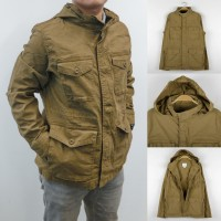 Jaket Parka Old Navy Hidden Hood Original Jacket Brown
