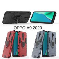 Casing Hardcase Robot Oppo A9 A5 2020 Hard Back Case - Hitam