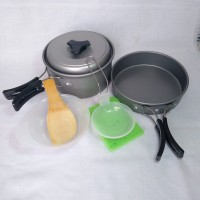 Cooking Set ( Alat Masak ) Camping / Outdoor SY-200