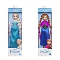 Mainan anak boneka barbie frozen original hasbro disney