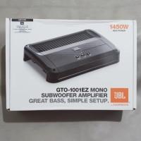 Power monoblok monoblock mono blok mono block JBL GTO-1001EZ GTO 1001