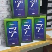 Infinix Note 7 6/128 Gb - GARANSI RESMI INFINIX - Hitam